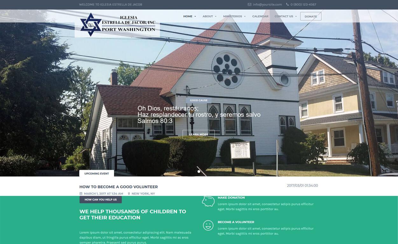 Star Of Jacob Church