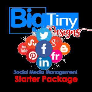 Social Media Management Starter Package